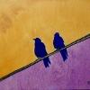 Two Birds On A Wire  Mady Thiel-Kopstein