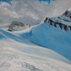Snow Wave 16x20 Mady Thiel-Kopstein SOLD