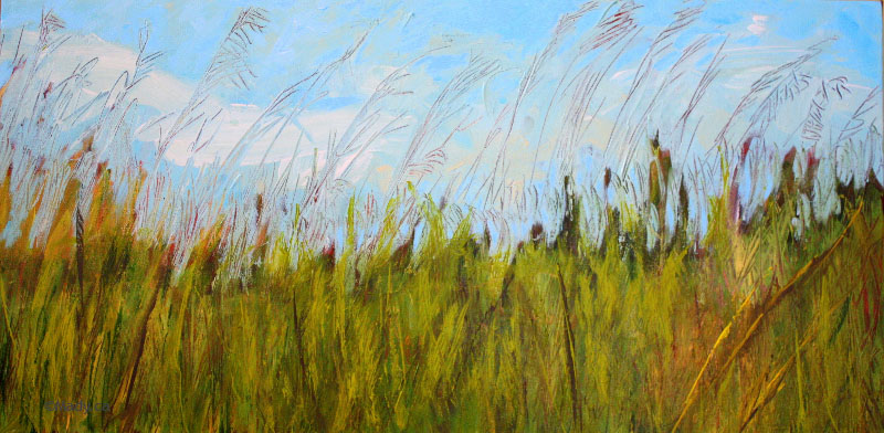Ode to the Prairie 15 x 30 SOLD