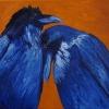 """The Emotion Called Orange""  11 x 14  Mady Thiel-Kopstein"