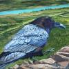 Raven's Edge 11x14 Mady Thiel-Kopstein