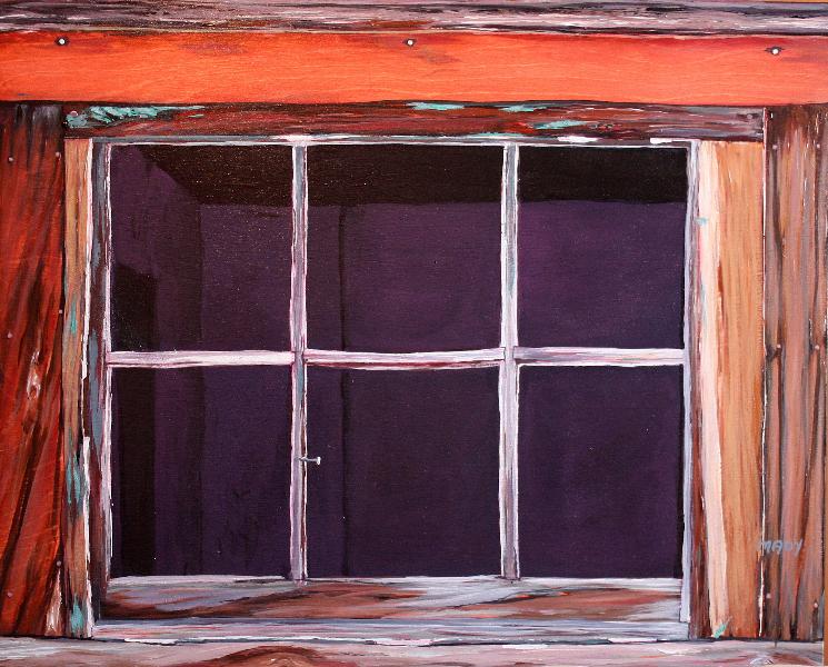 Beautiful Dreamer-20-x-24-wood-panel-Mady Thiel-Kopstein-SOLD