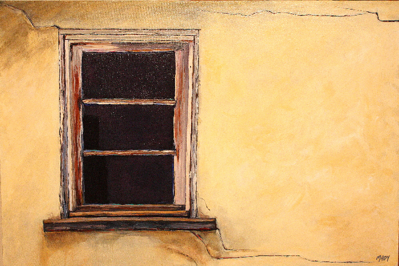 Letting Life In-24-x-36- Mady Thiel-Kopstein sold